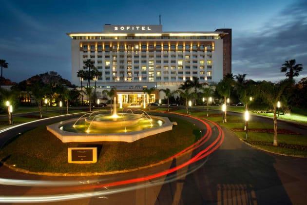 Sofitel Rabat Jardin Des Roses Hotel (Rabat) from £142   lastminute.com