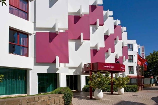 Hotel Mercure Rabat Sheherazade Rabat A Partir De 82 Lastminute Com