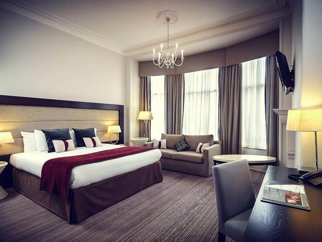 Mercure Aberdeen Caledonian Hotel  Aberdeen  From  U00a345