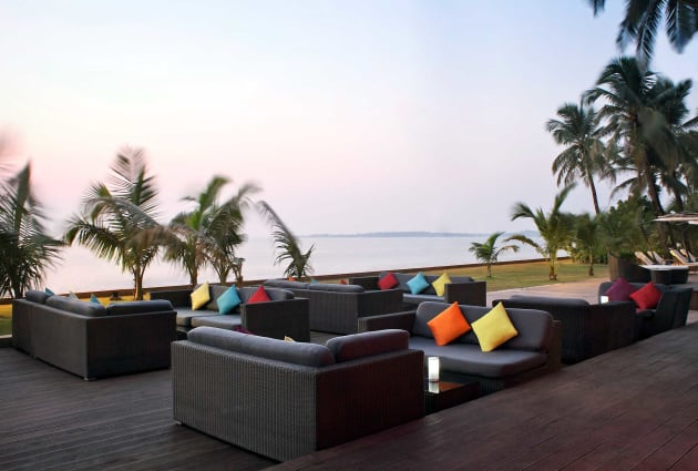 Novotel Mumbai Juhu Beach Hotel Mumbai From 98