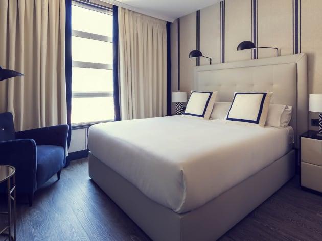 Hotel mercure bilbao jardines de albia bilbao desde 78 rumbo - Spa jardines de albia ofertas ...