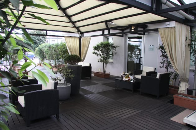 Hotel Apogia Sirio Venezia  Mestre  From  U00a355