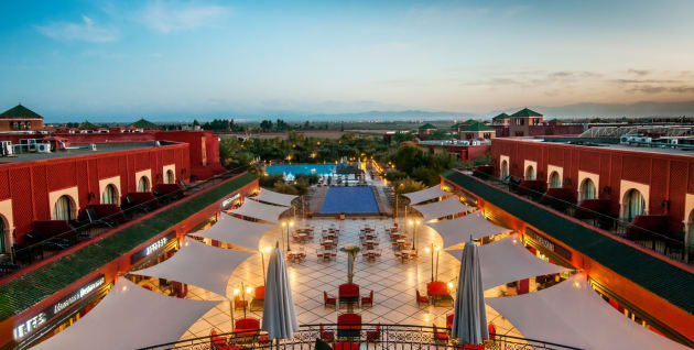 Eden Andalou Aquapark and Spa ( All inclusive available) Hotel 1