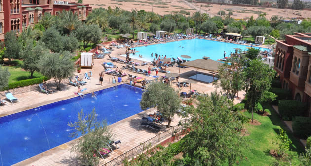 Eden Andalou Aquapark and Spa ( All inclusive available) Hotel thumb-4