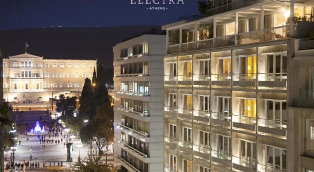 Electra Hotel Athens Hotel 1