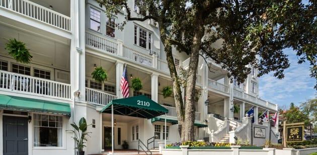The Partridge Inn Augusta, Curio Collection By Hilton Hotel 1