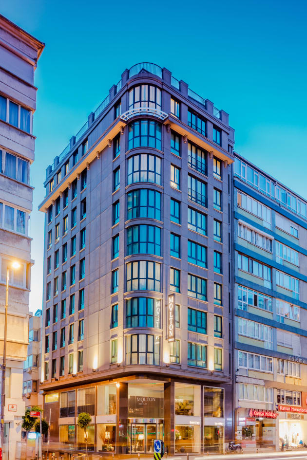 Bentley By Molton Hotels Hotel (Istanbul) From £52