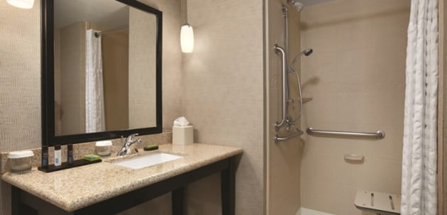 Hotel Embassy Suites by Hilton Minneapolis North thumb-3