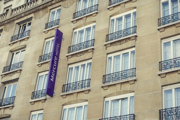 H U00f4tel Mercure Paris 17 Saint Lazare Monceau  Paris   U00e0