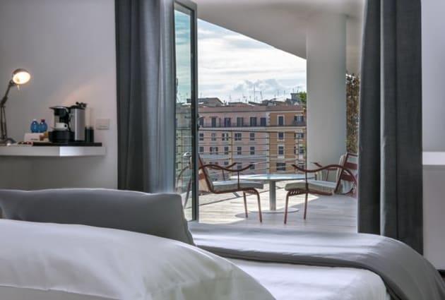 Radisson Blu Es Hotel Roma Hotel Rome From 163 107
