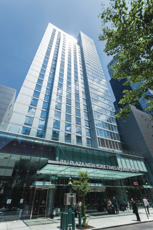 Riu Plaza New York Times Square Hotel New York From 163 128