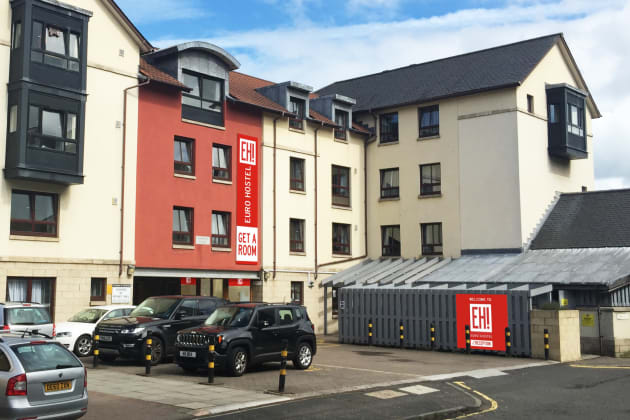 Euro Hostel Edinburgh Halls Hostal Edinburgh From 45 Lastminute Com
