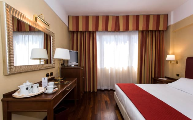 Image result for Hotel Cicerone Rome rooms
