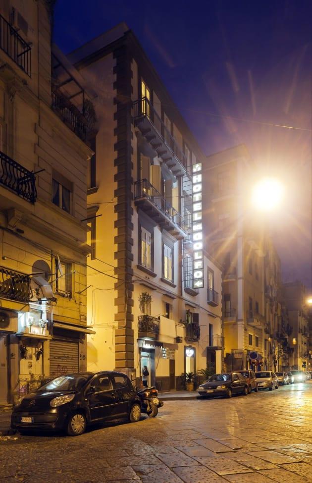 Via Sedile Di Porto 23.Albergo Del Golfo Hotel Naples From 54 Lastminute Com