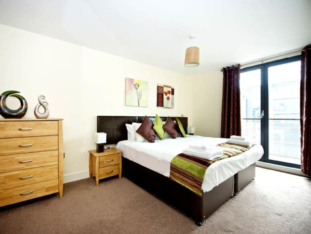 Staycity Aparthotels - Arcadian Centre Apartaments ...