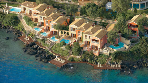 Corfu Imperial Grecotel Exclusive Resort Hotel thumb-2