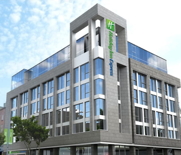 Holiday Inn Express DUBLIN CITY CENTRE Hotel 1