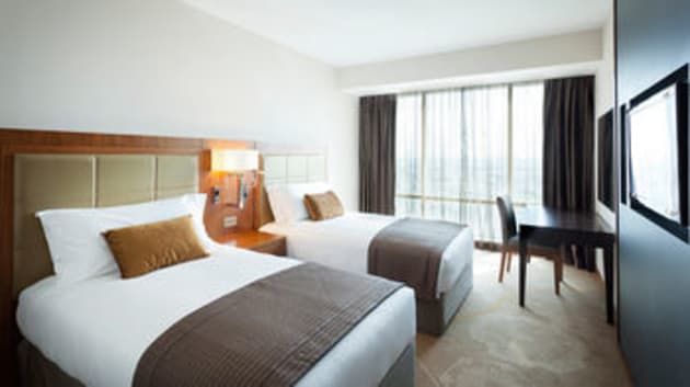 InterContinental Hotels DOHA - THE CITY Hotel 1