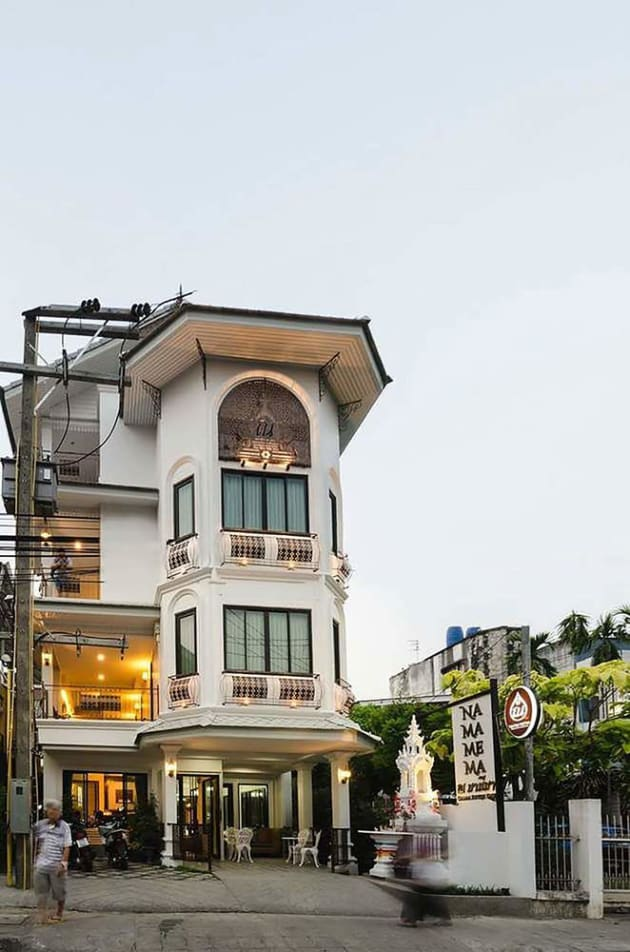 Namamema Boutique Hotel 1