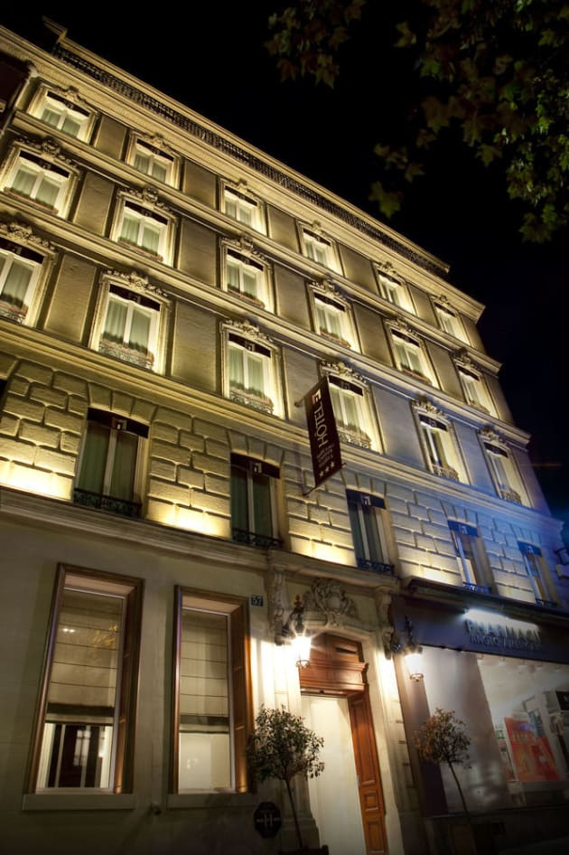 Hotel Marceau Champs Elysees (Paris) From £103