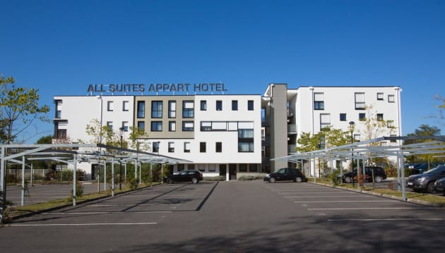 All Suites Appart Hotel Pau Hotel (Pau) from £47 ...