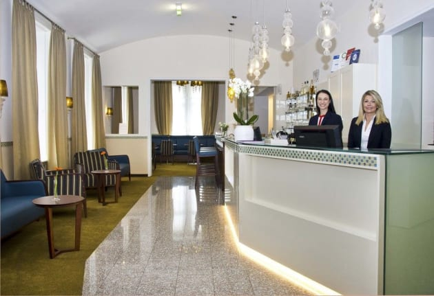 Hotel Starlight Suiten Hotel Am Heumarkt thumb-2