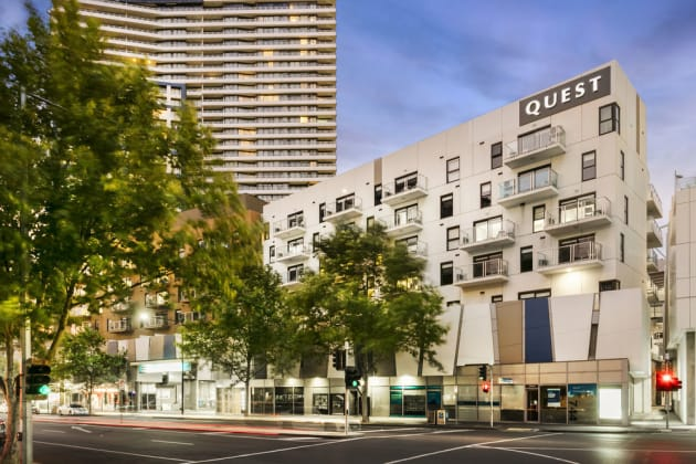Quest Docklands Hotel 1