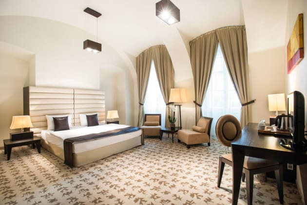 Buda Castle Fashion Hotel 1