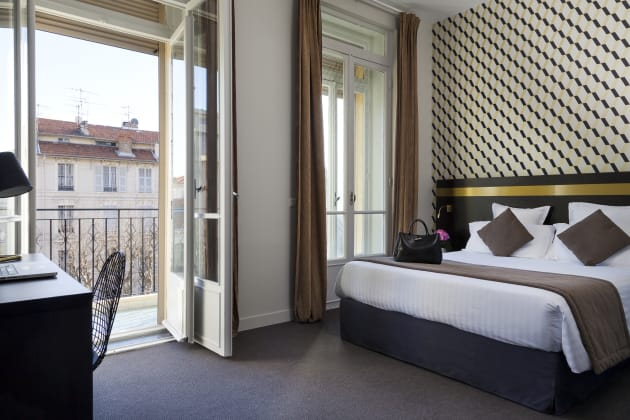 La malmaison nice boutique hotel nice from 89 for Boutique hotel nice