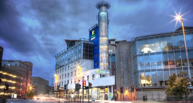 Hotel Holiday Inn Express GLASGOW - CITY CTR THEATRELAND 1