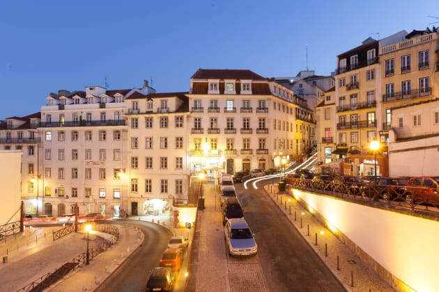 Hotel Hello Lisbon Rossio Collection Apartments thumb-4