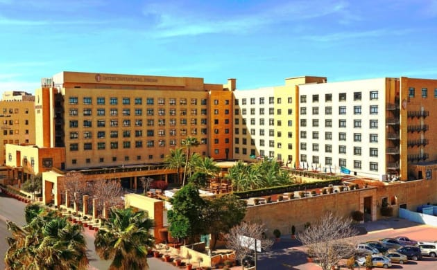 InterContinental Hotels AMMAN (JORDAN) Hotel 1