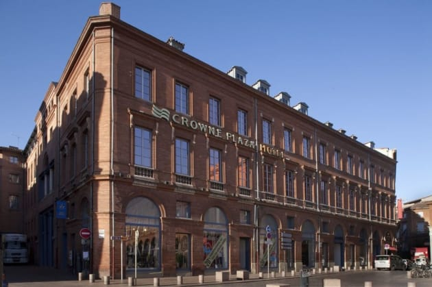 Crowne Plaza TOULOUSE Hotel 1