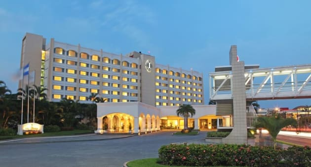 InterContinental Hotels SAN SALVADOR-METROCENTRO MALL Hotel 1