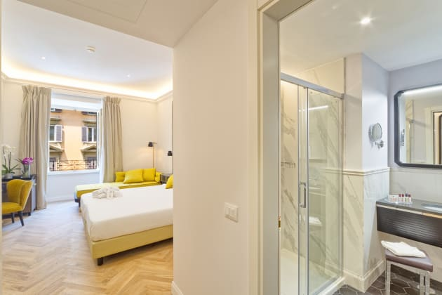 The K Boutique Hotel Rome From 212 Lastminutecom