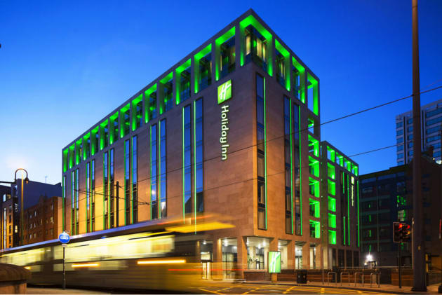 Hôtel Holiday Inn MANCHESTER - CITY CENTRE 1
