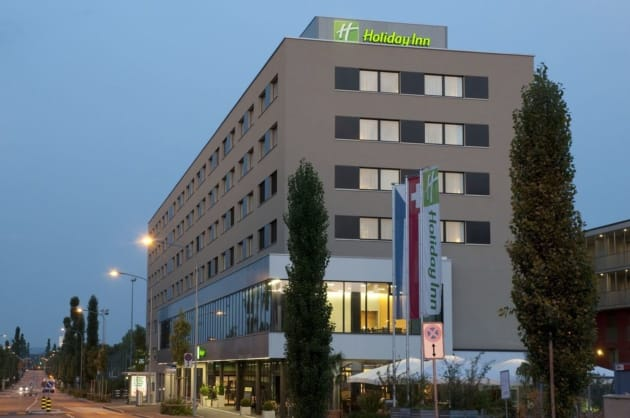 Hotel Holiday Inn Z??RICH - MESSE thumb-2