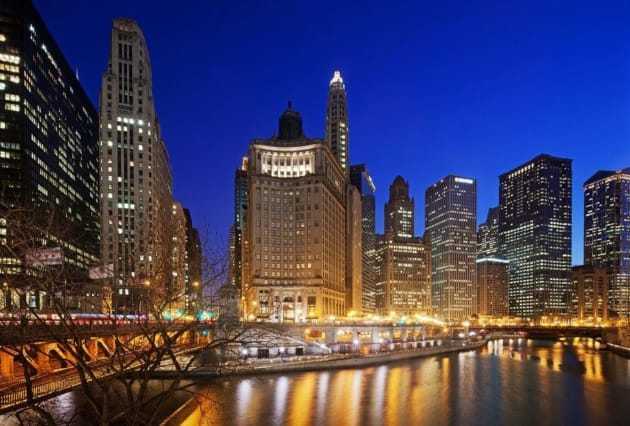 LondonHouse Chicago, Curio Collection by Hilton Hotel 1