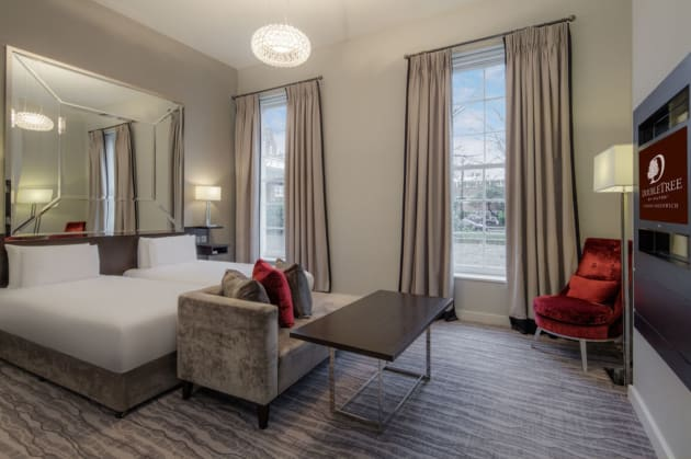 Hotel DoubleTree by Hilton London Greenwich 1