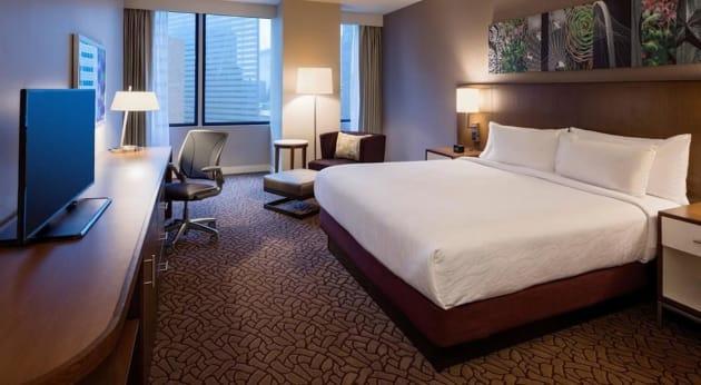 hilton garden inn downtown dallas hotel 1 - Hilton Garden Inn Dallas