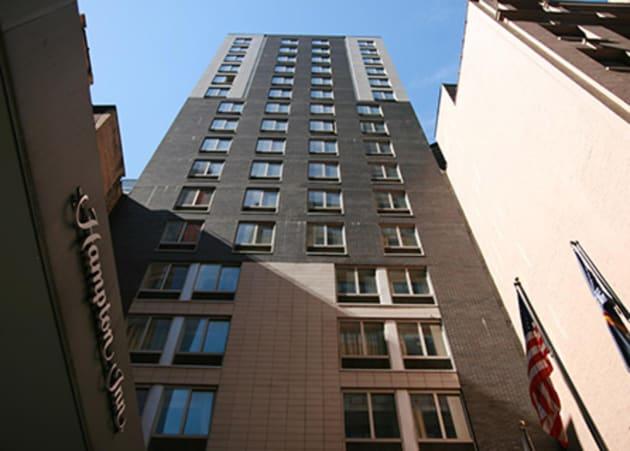 hampton inn manhattan madison square garden area hotel thumb 3 - Hampton Inn Madison Square Garden