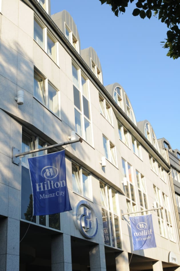 Hotel Hilton Frankfurt City Centre Germany: Hilton Mainz City Hotel (Mainz) From £76