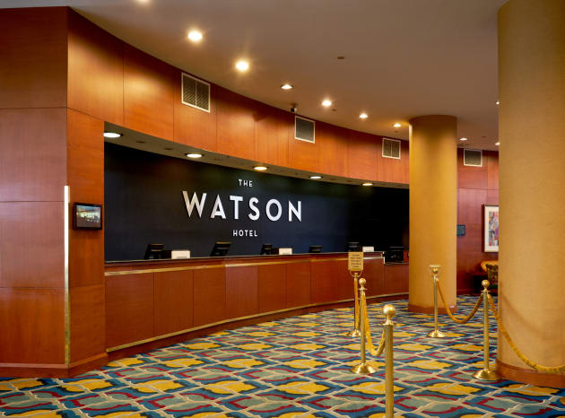 the watson hotel new york from 57. Black Bedroom Furniture Sets. Home Design Ideas