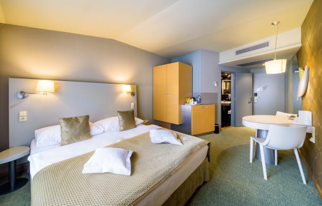Hotel Grandium Prague Praga Desde 72 Rumbo