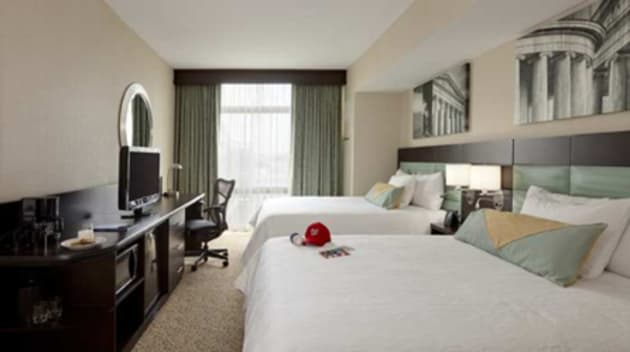 Hilton Garden Inn Washington DCUS Capitol Hotel Washington From Unique 2 Bedroom Hotel Suites In Washington Dc