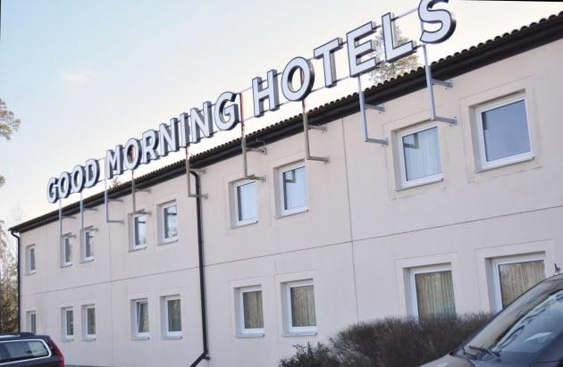 good morning hotel stockholm