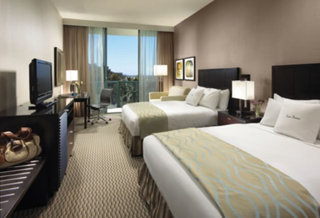 Hotel Doubletree By Hilton Hotel San Diego - Hotel Circle 1