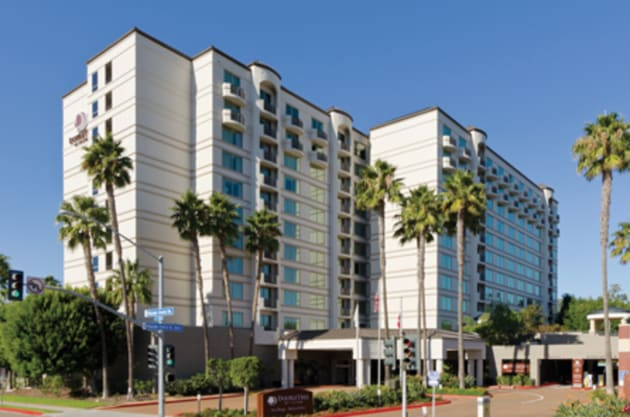 Hotel Doubletree By Hilton Hotel San Diego - Mission Valley thumb-4