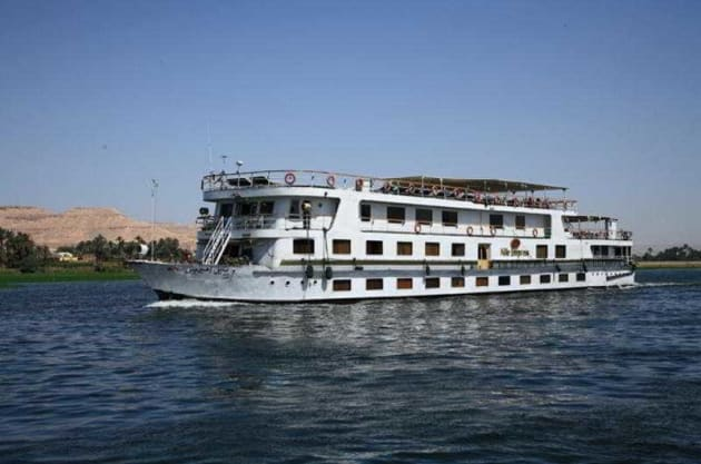 Travcotels Cruise Aswan Hotel thumb-2