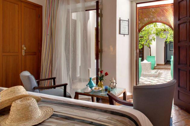 Hotel Les Jardins De La Medina Marrakech A Partir De 190